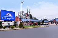 Americas Best Value Inn Hotel - Eugene, Oregon Getaways